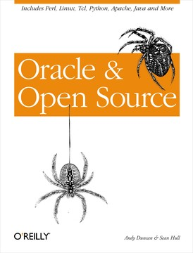 Book cover for the O'Reilly book Oracle & Open Source